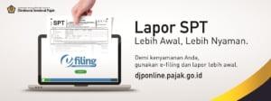 Daripada Antre di Kantor Pajak, Mending Lapor SPT Online